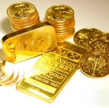 Золото и деньги