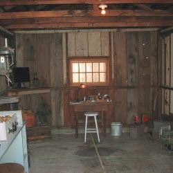 Типичное производство в обычном гараже